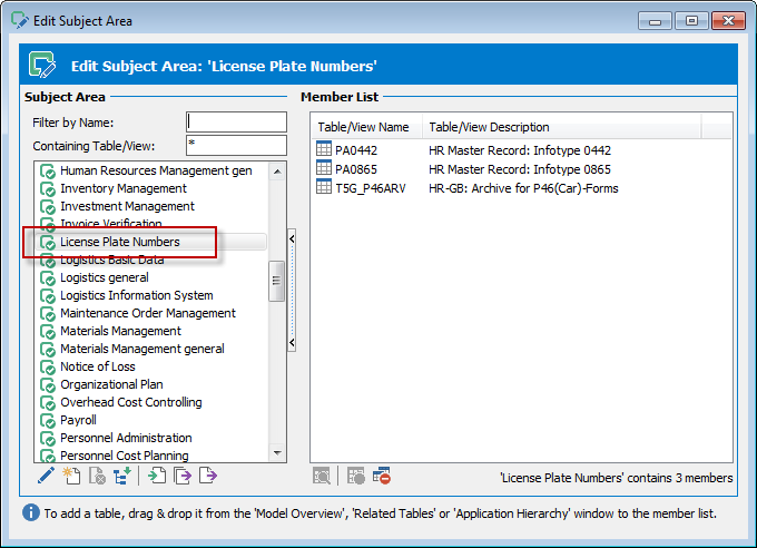 Finding PII in SAP for GDPR compliance - Worked Example 4